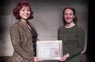 Belgrade wins Theatre of Sanctuary award