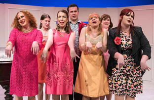 Loft Theatre review: Merrily We Roll Along