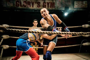 No-holds-barred show is a real knockout