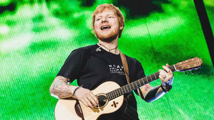 Sheeran to play free concert in Coventry