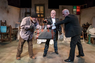 Loft Theatre review: The Caretaker