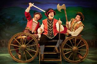 Belgrade Theatre preview: Horrible Histories Live double bill