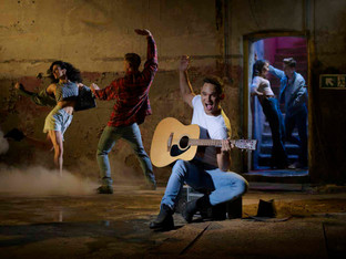 Footloose will get you in the mood for dancing