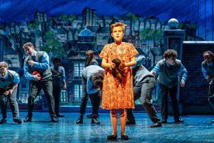 RSC Stratford review: The Boy in the Dress