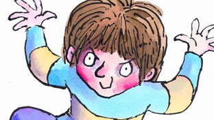 Your chance to meet Horrid Henry's creator