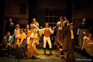 Abbey Theatre review: Silas Marner: The Musical