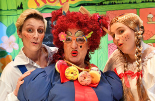 Rugby Theatre review: Jack and the Beanstalk