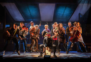 Belgrade Theatre review: Once