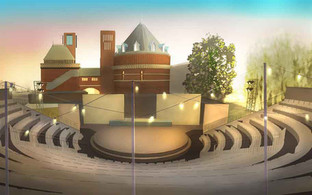 RSC set to unveil new garden theatre