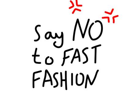 Nachhaltigkeit in der Modeindustrie Teil 2 - Recycling & Konsum