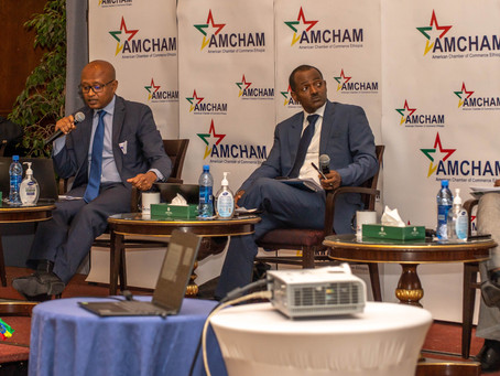 AmCham Ethiopia host a forum on the new Commercial Code