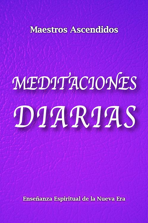 """""""Meditaciones Diarias"""" por Thomas Printz - Versión Original 1952"""
