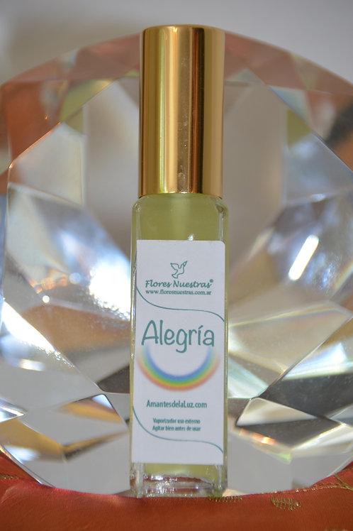"""Perfume Áurico """"Alegría"""" por Flores Nuestras"""