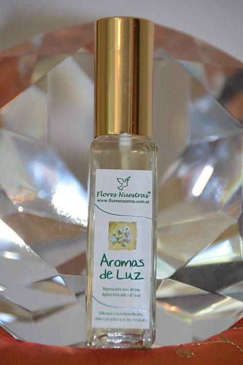 """Perfume Áurico """"Aromas de Luz"""" por Flores Nuestras"""