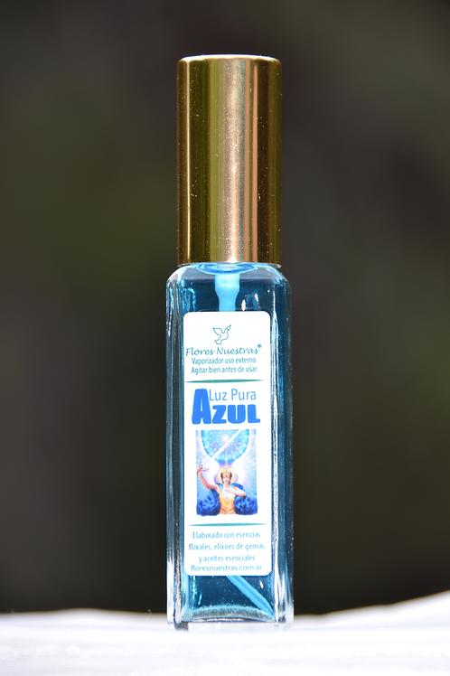 """Perfume Áurico """"Luz Pura Azul"""" por Flores Nuestras"""