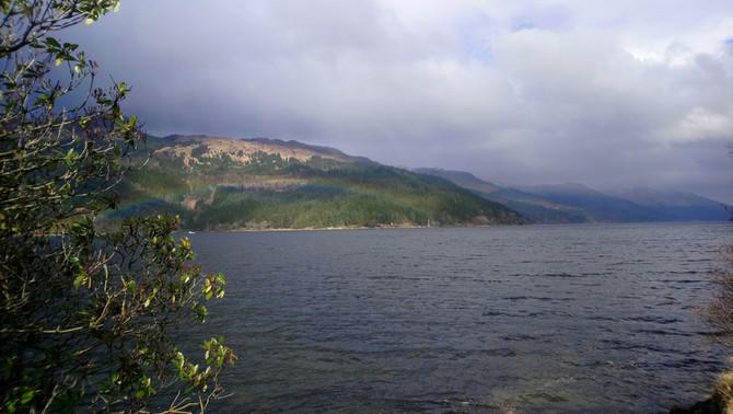 Last Minute Trip To Loch Long