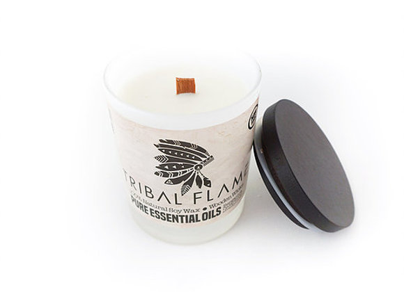 Bergamot, Cedarwood & Frankincense Candle