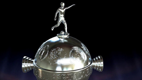 Intro Guía Oficial Copa Bridgestone Libertadores 2016