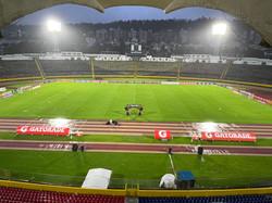 Campo de juego Libertadores 2021
