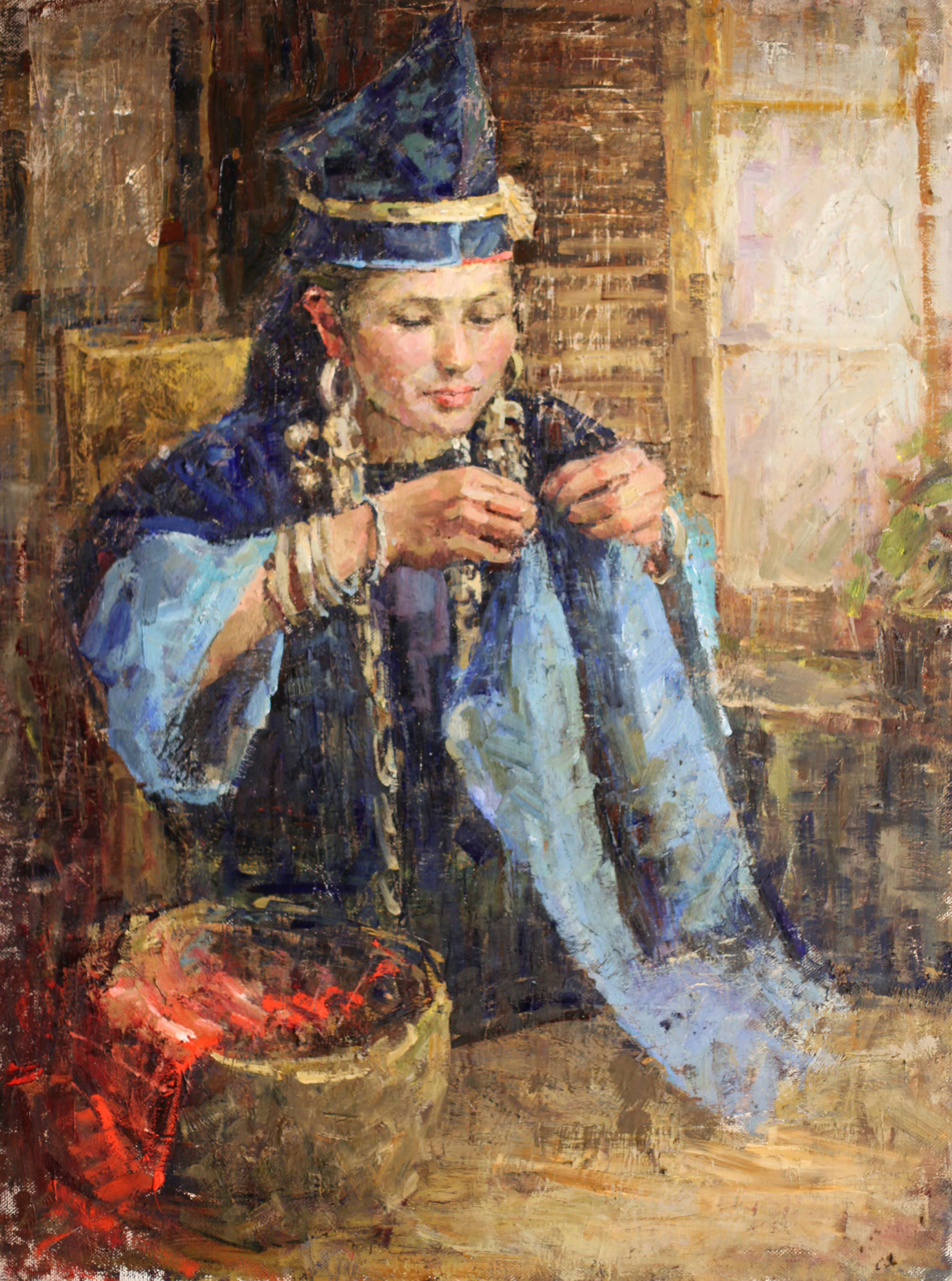 Finely Sewn by Dali Higa