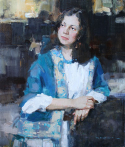 in blue. 70x60cm  23x28inches.jpg