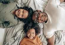 happy-family-looking-at-the-camera-45460