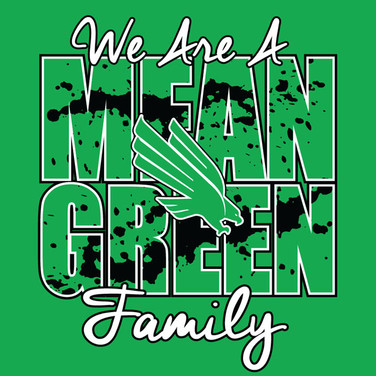 Mean Green Family