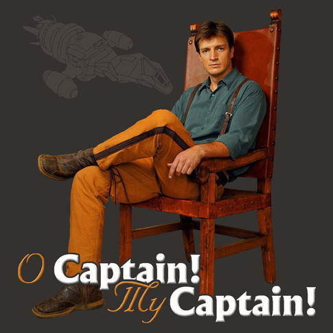 O Captain!