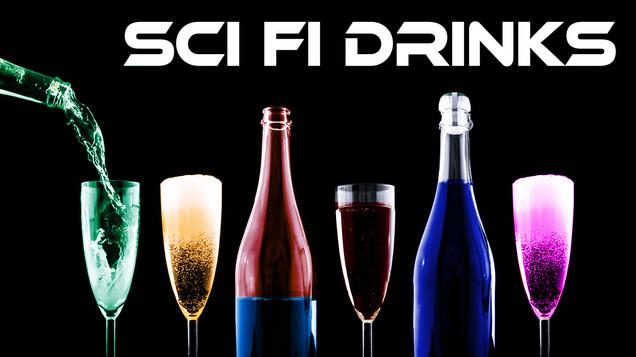 Sci Fi Drinks