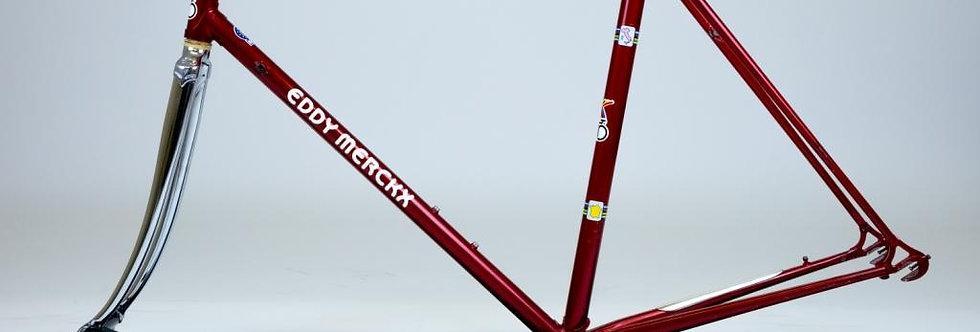 Vintage Eddy Merckx Corsa 51cm Columbus SL / Campagnolo frame frameset De Rosa