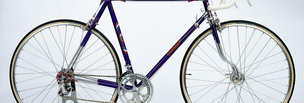 """Vintage Steel Bates Bicycle Reynolds 531 """"Cantiflex"""" Campagnolo Mafac NOS"""