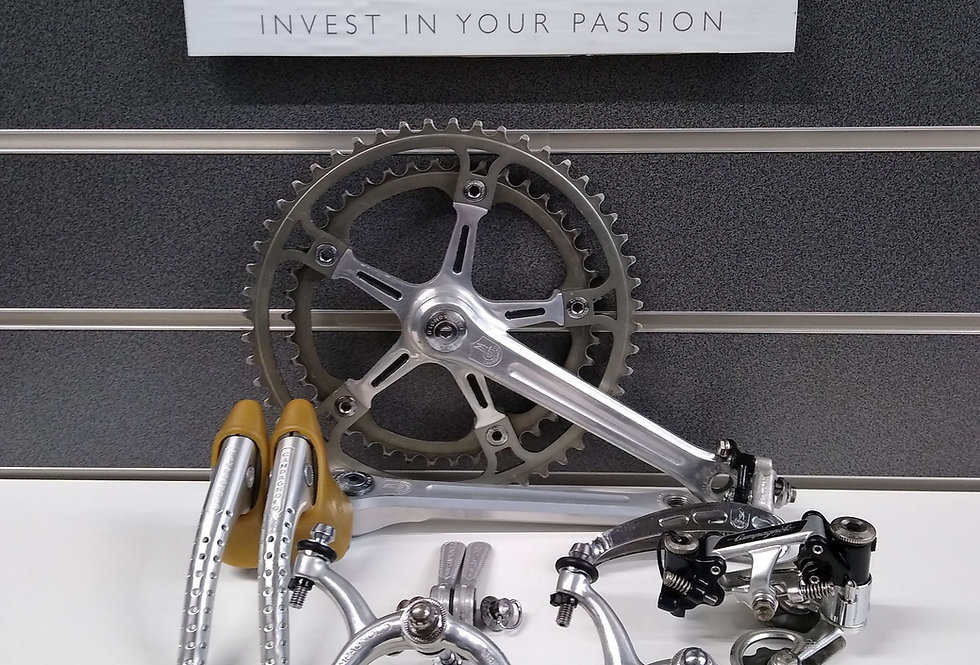 Vintage Campagnolo Super Record Groupsets Built To Your Specification