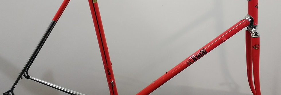 Cinelli Super Corsa Columbus SLX Steel 54 cm Frame and forks