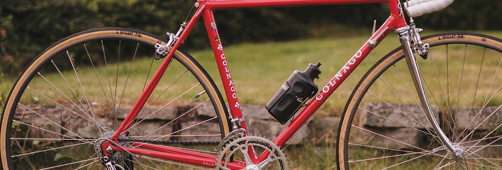 Vintage Colnago Super Bike 49-51cm 1980's Campagnolo Super Record Build Mavic