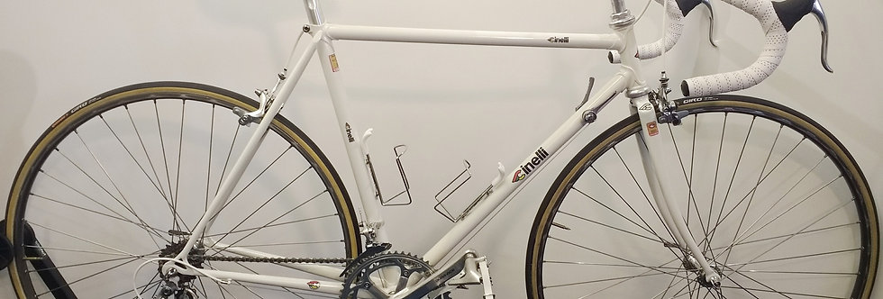 "A fully Restored 52cm ""Cinelli"" branded bike."