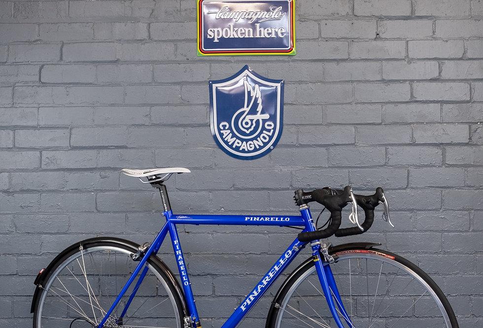 Vintage Pinarello Forma Steel Bicycle 52cm Campagnolo Groupset NEW