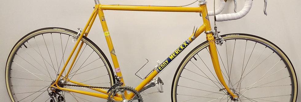 """Eddy Merckx """"Corsa""""Molteni Bicycle 55cm Campagnolo Super Record Cinelli 1985"""
