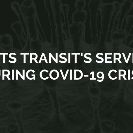 UPDATED: APRIL 3, 2020-OATS Transit's Service During COVID-19 Crisis