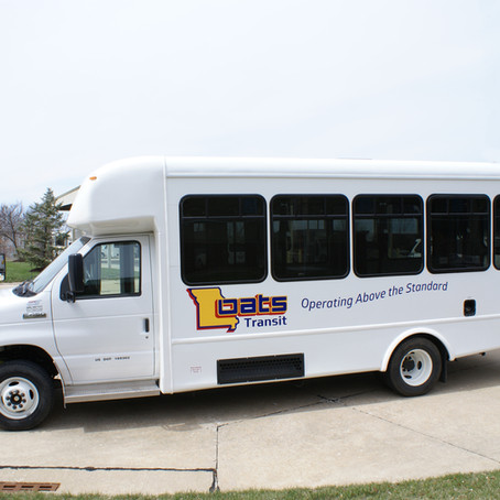 OATS Transit receives grant from Table Rock Lake Community Foundation