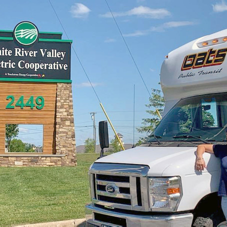 Taney County Receives Grant from White River Valley Electric Cooperative's Trust Program