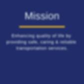 OATS Transit mission statement