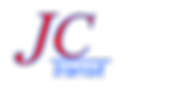 "Clipart: JC Transt Logo (Red text ""JC"" and blue text ""transit"" words separated by blue line withJC on top)"