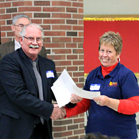 Aurora Area Community Foundation Give $10,000 for Lawrence County