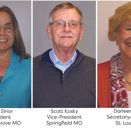 New Officers Elected to the OATS, Inc. Board of Directors
