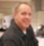 The headshot of Steve Weekley.