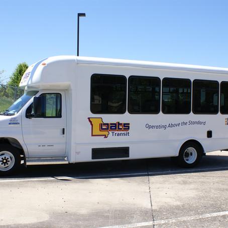 OATS Transit receives grants from Jefferson Foundation