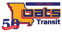 This is a jpeg of OATS Transit 50th Logo.