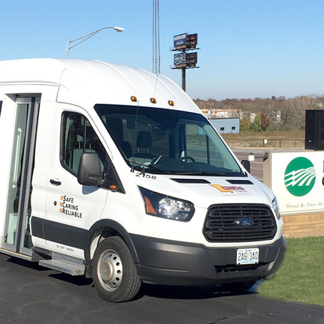OATS Transit receives grant from Boone Electric Community Trust