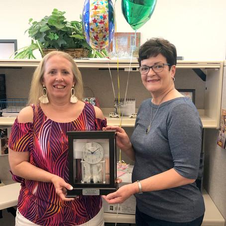 Marsha Crowley Celebrates 25 Years with OATS Transit