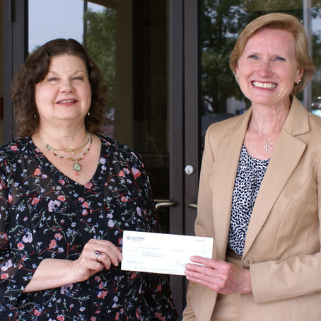 OATS Transit receives donation from Central Bank of Boone County